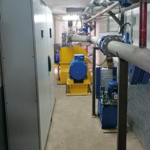 impianto viterbo aes holding